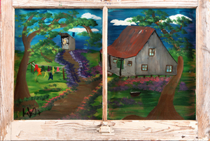 Hank Holland cajun cabin on window courtesy web.jpg