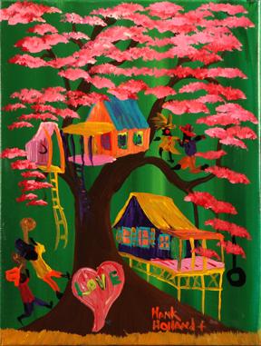 Thumbnail image for Hank Holland tree house green bkgrd courtesy web.jpg