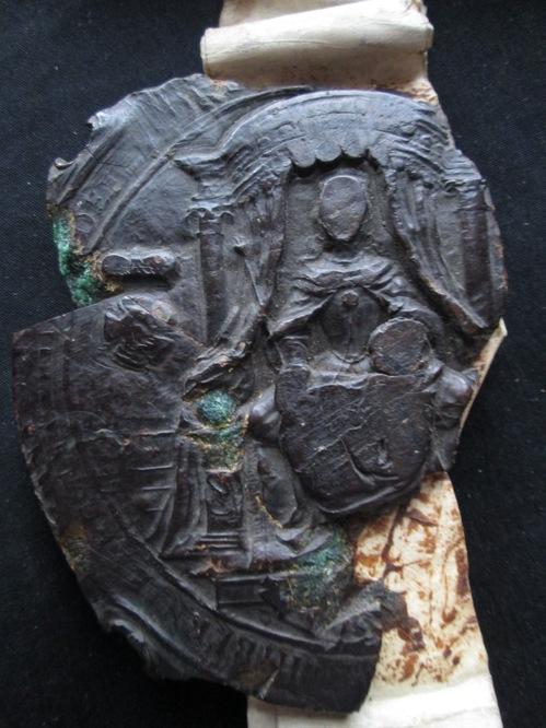 1561 Elizabeth Great Seal document (7).JPG