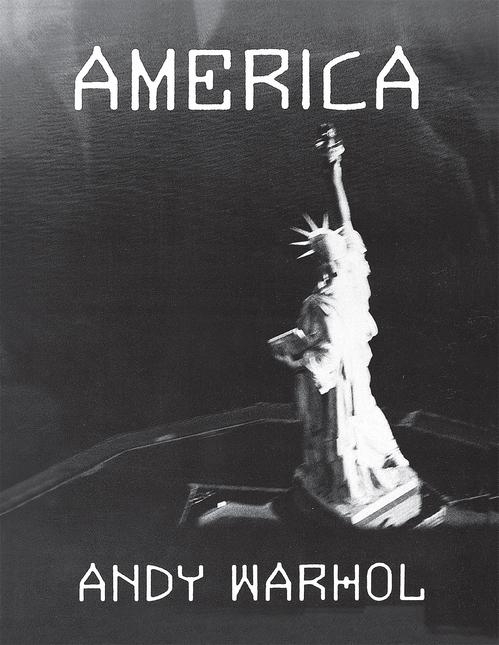 "Andy Warhol's ""America"" - Bibliology"