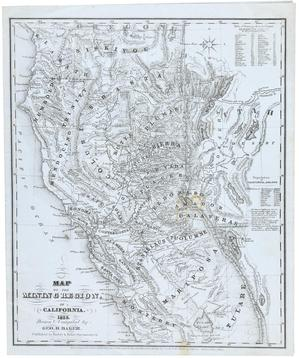 Beautiful Old Maps of California at Auction The Fine Books Blog