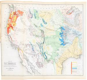 lot 17 report on the united states and mexican boundary survey 1857 1859 including this striking and very desirable map illustrating the general