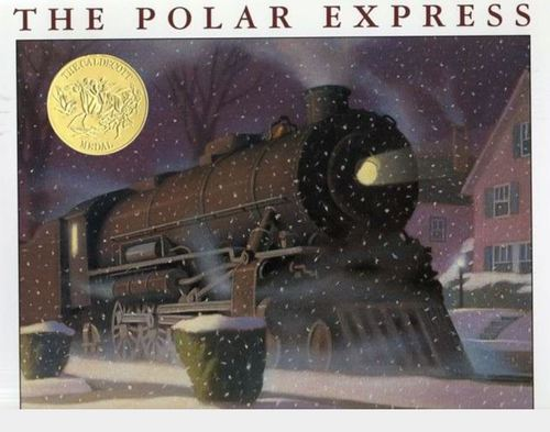 Image result for the polar express book cover