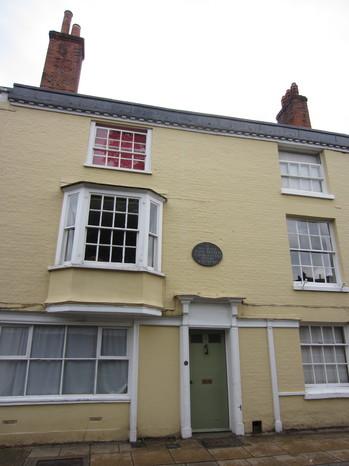 Walder Jane Austen house in Winchester.JPG
