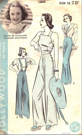 Works on Paper: 83,500 Vintage Sewing Pattern Illustrations ...