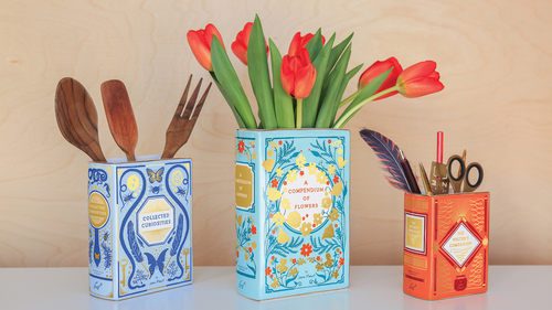 Bibliophile vases by Jane Mount, Chronicle Books.jpg
