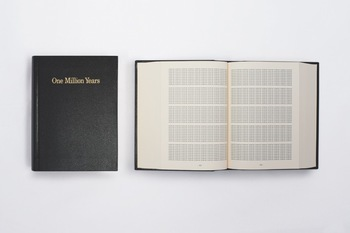 On Kawara_One Million Years_michele didier.jpeg