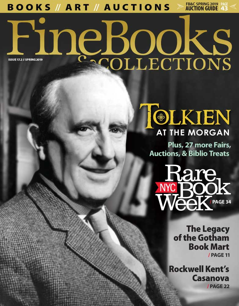 Fine Books & Collections magazine