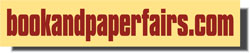 Book and Paper Fairs Logo