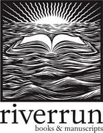 Riverrun Books & Manuscripts Logo
