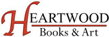 Heartwood Books and Art Logo