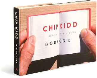 Chip Kidd: Work 1986–2006, Book One