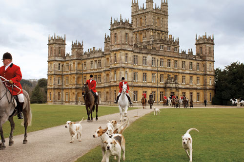 The Books of Downton Abbey - Fine Books and Collections