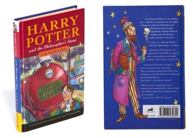 Rare Harry Potter First Edition At Bloomsbury Auctions In July In