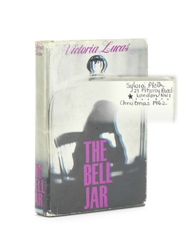 The Bell Jar First Edition Signed and Dated 1962 copy.jpg