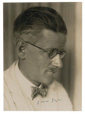 ee2f2b6f5316 James Joyce-Signed Vintage Photograph Sold for  25