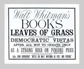 "Poet of the Body:"" Walt Whitman at the Grolier Club - In The"